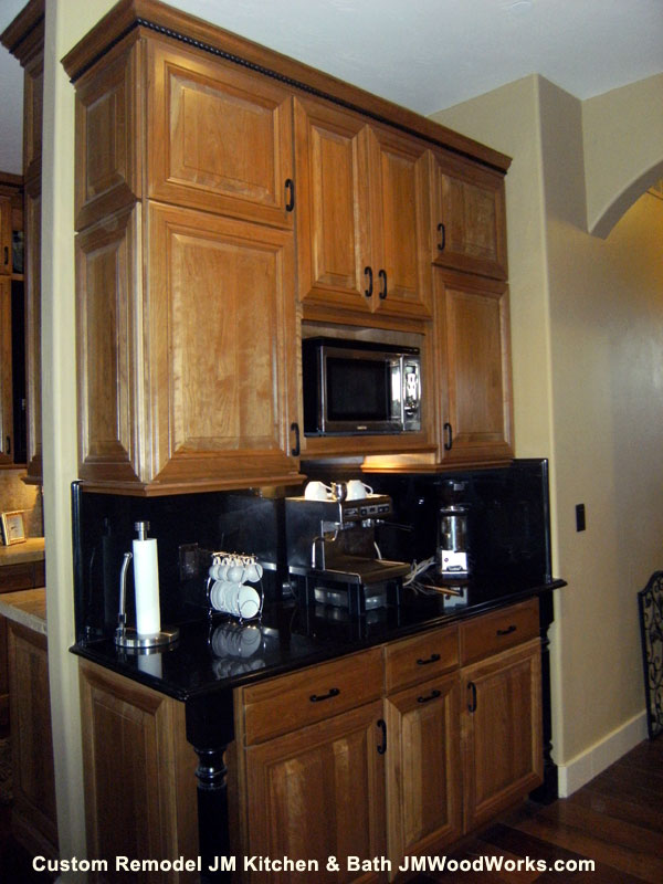 Coffee Bar Kitchen: Replace Kitchen Cabinets You Hate And Keep Countertops You