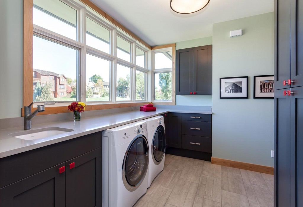 beautiful laundry room cabinets denver colorado