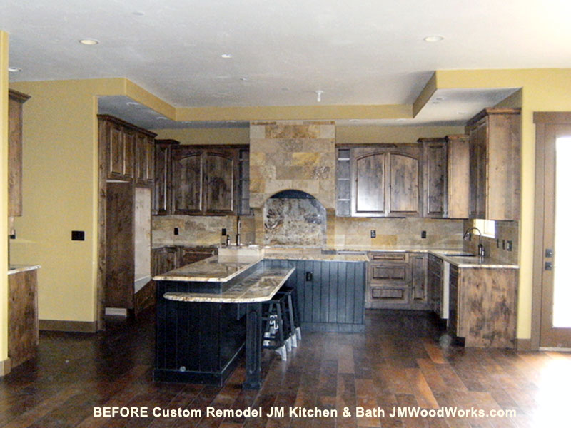 Replacing Kitchen Cabinets Replace Kitchen Cabinets You Hate And Keep Countertops You Love Denver