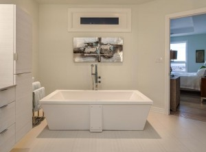 Create An Oasis In Your Master Bath