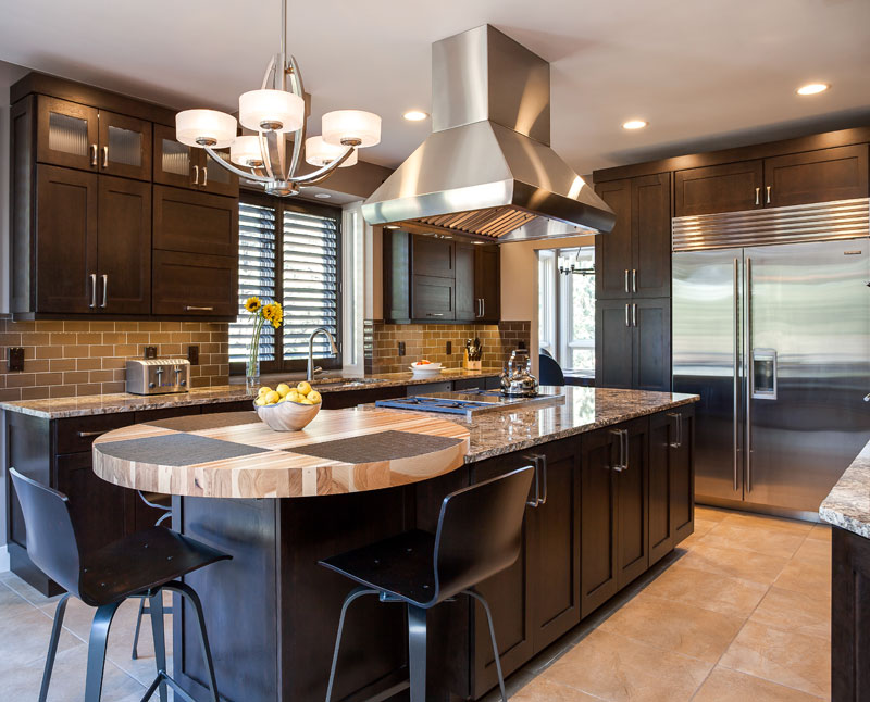 Amazing Genesee Kitchen Renovation - JM Kitchen and Bath