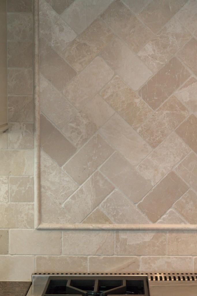 detail backsplash tile denver kitchen remodel