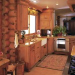 Colorado rustic log kitchen by jm kitchen and bath denver co