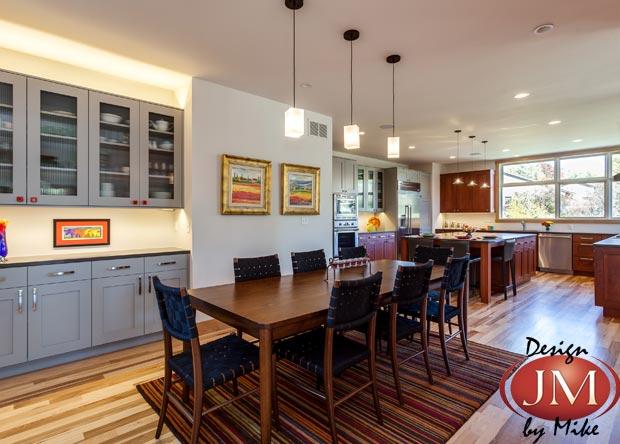 contemporary kitchen remodel denver co