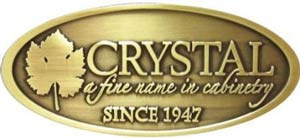 crystal cabinetry since 1947