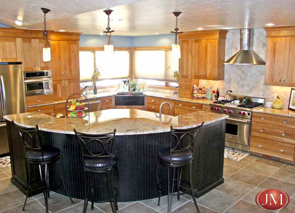 Traditional Kitchen In Parker Colorado