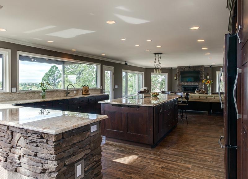 Parker Colorado Kitchen Remodel Photos