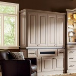Custom Living Room Cabinetry Entertainment Center