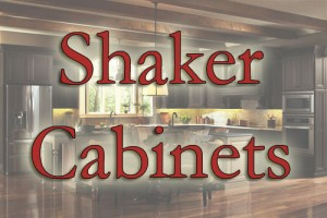 shaker cabinets in Denver Kitchens Gallery