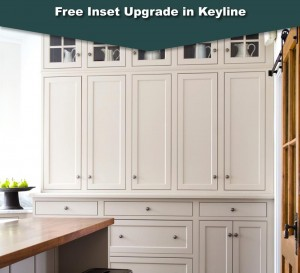 Free Keyline Kitchen Cabinet Upgrades at JM Kitchen and Bath