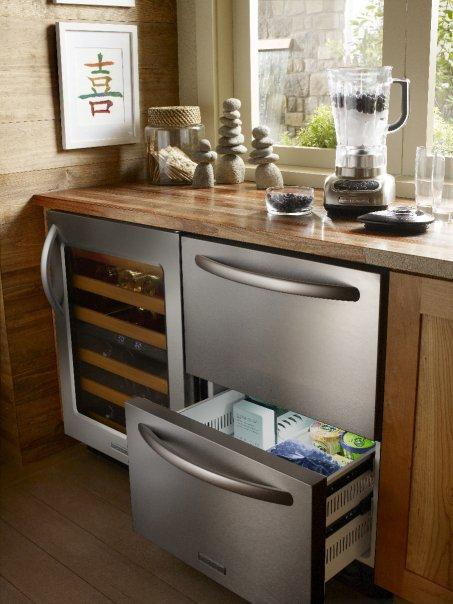 KitchenAid Stainless Kitchen Appliances