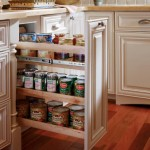 Canned Goods Slide-out Storage