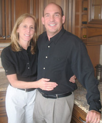 lewis and wendy snyder owners of jm kitchen and bath castle rock denver co