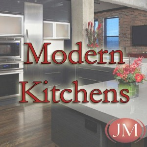 Modern kitchen design gallery by JM Kitchen and Bath Designers in Denver Co
