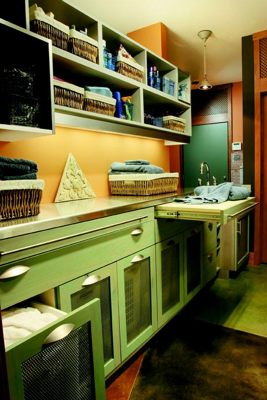 Modern Storage for your mudroom or any room of your house
