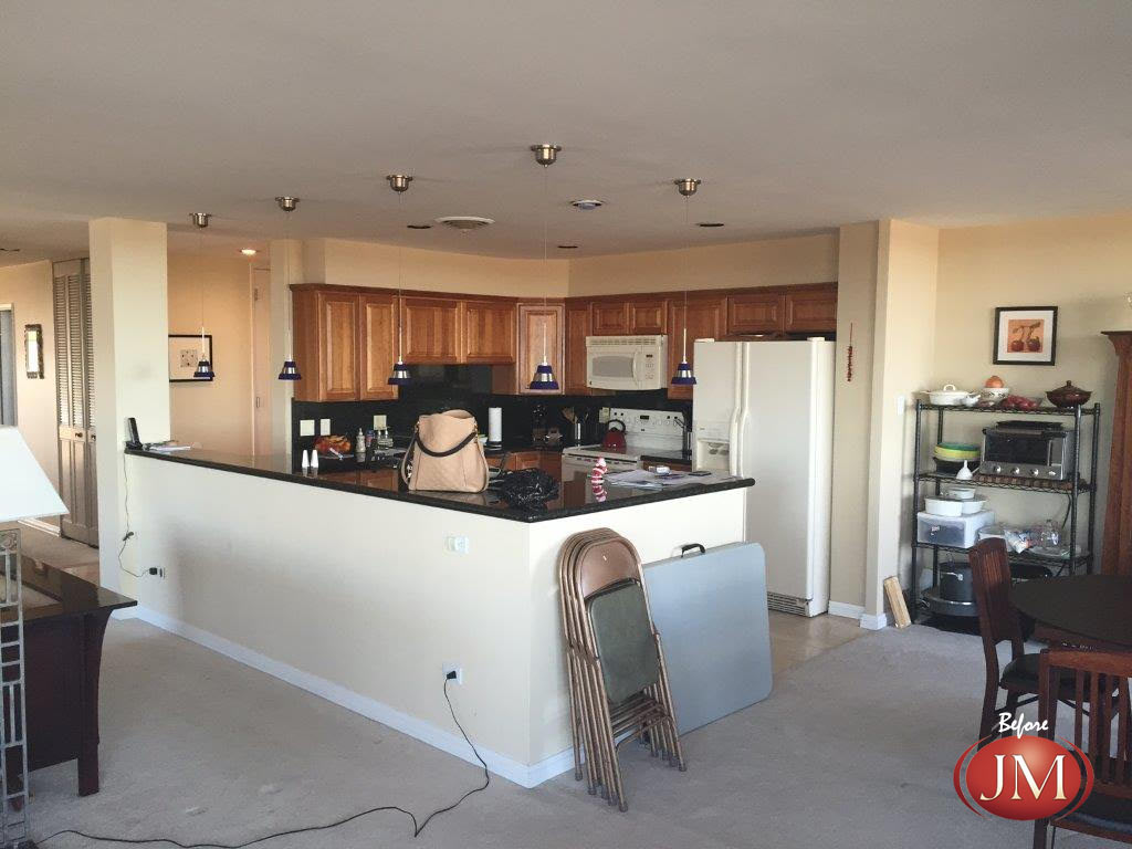 before kitchen remodel photo Denver Colorado