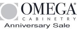Omega custom Cabinetry line at JM Kitchen and Bath Denver co