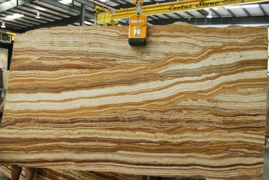 Tiger Stone granite a new countertop design from Cactus Stone