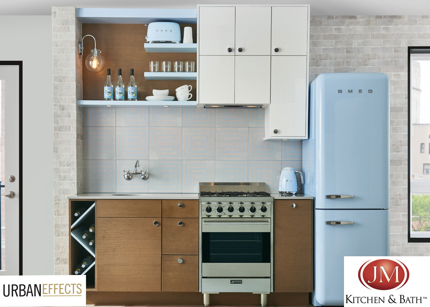 Urban Effects Contemporary Kitchen Cabinet Promotion