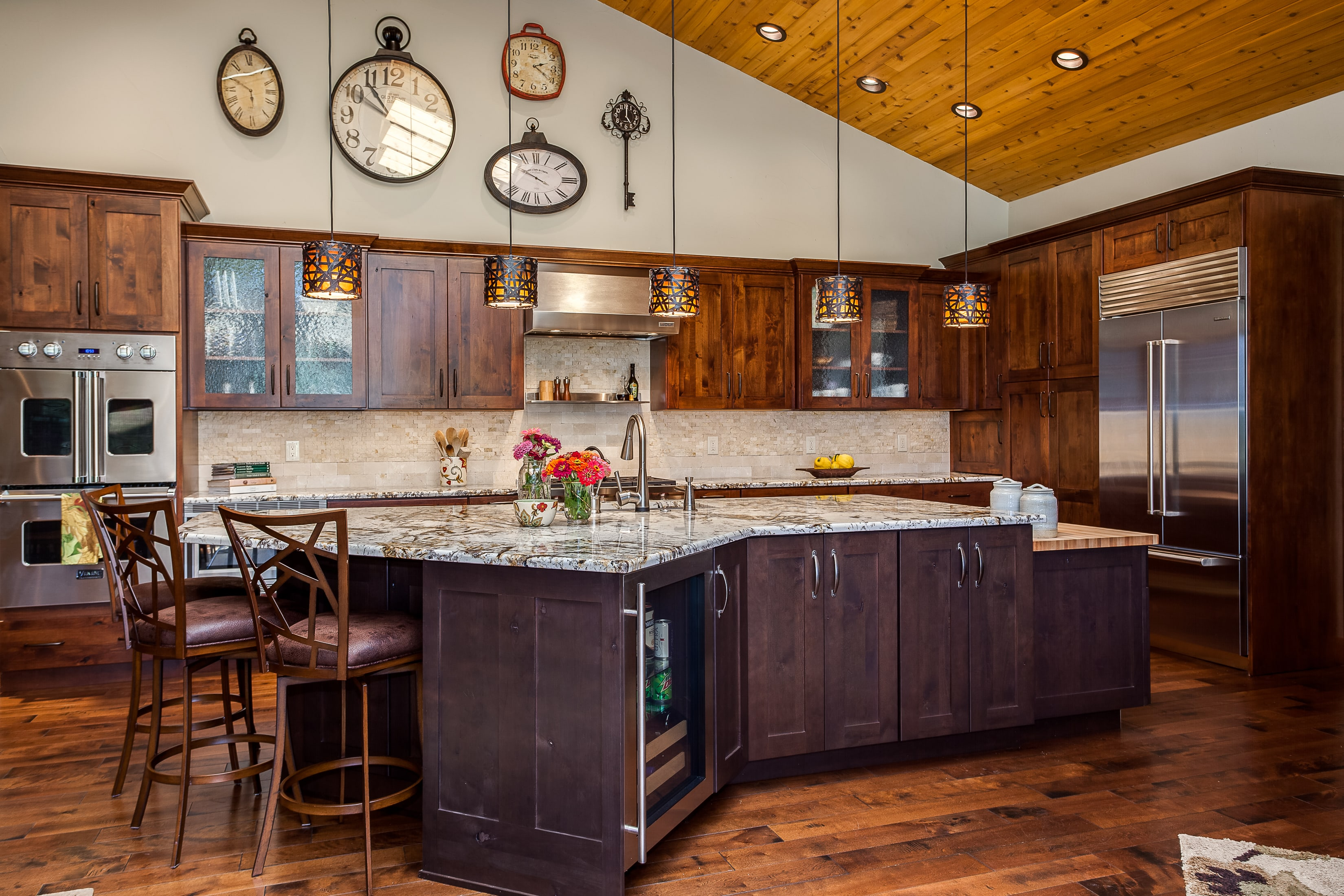 kitchen center island ideas how to choose a wood for your cabinets jm kitchen and bath 6534