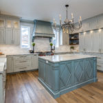 French Country Custom Kitchen Denver Colorado