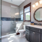 Guest bathroom remodel castle rock