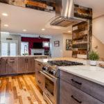 Denver Contemporary Kitchen Remodel by Juli