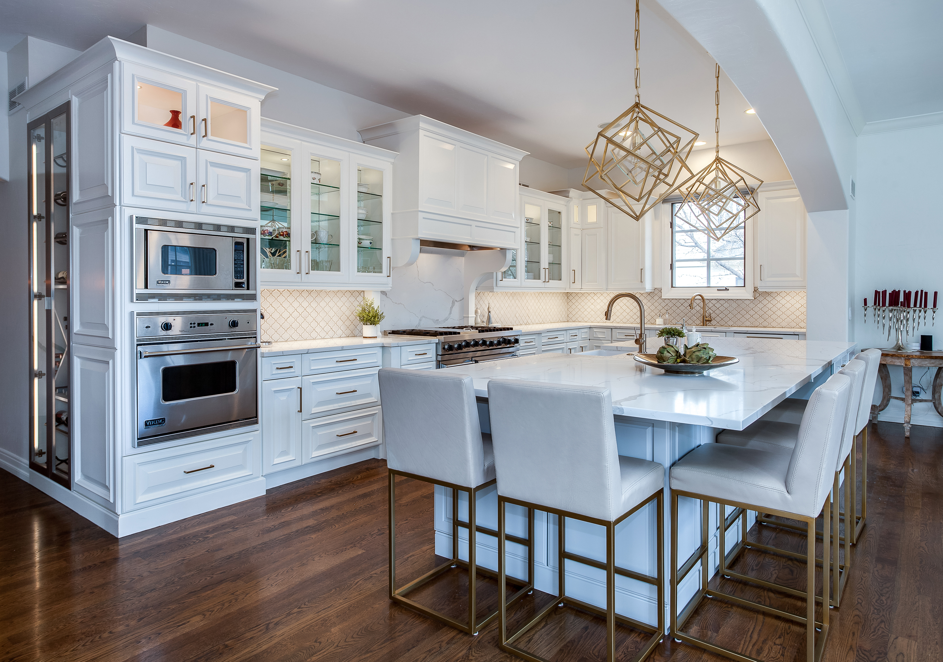How To Make A Small Kitchen Look Larger Tips Fromjm Kitchen And Bath