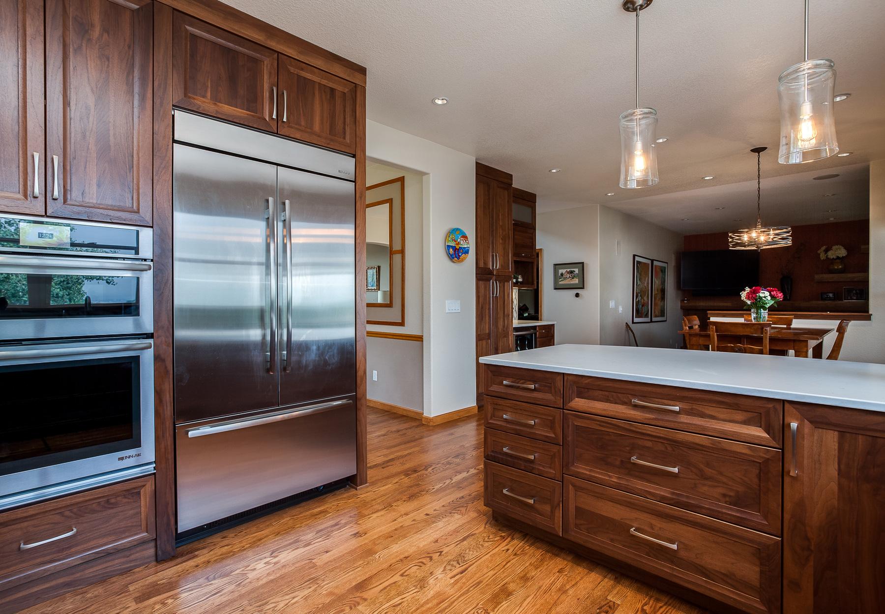 Beautiful Transitional Modern Kitchen Remodel Jm Kitchen And Bath Design