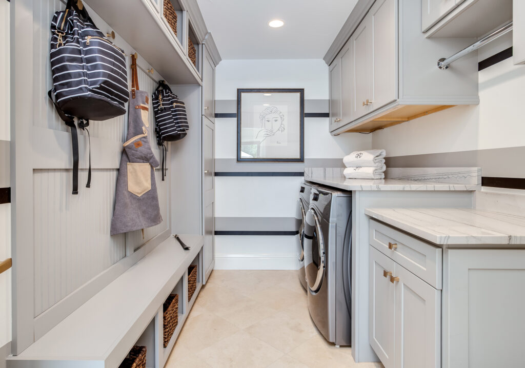 large laundry room in denver
