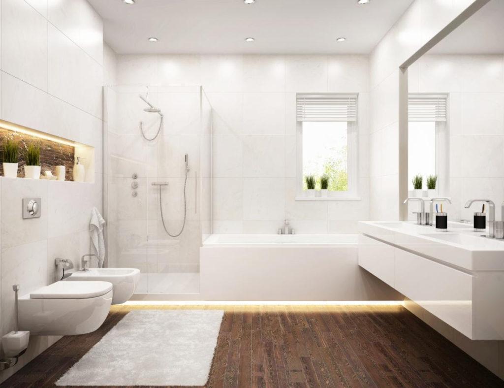 Contemporary  Bathrooms in Denver.