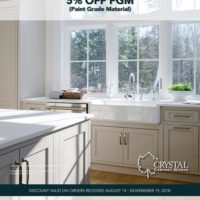 crystal cabinets promotion pgm