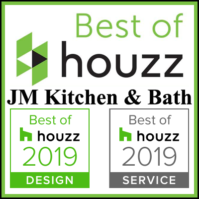 best of houzz 2019 for design & service for JM Kitchen & Bath Denver Castle Rock Colorado