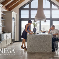 Omega cabinets sale at JM Kitchen & Bath