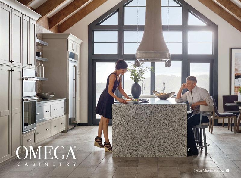 Omega cabinets sale at JM Kitchen & Bath