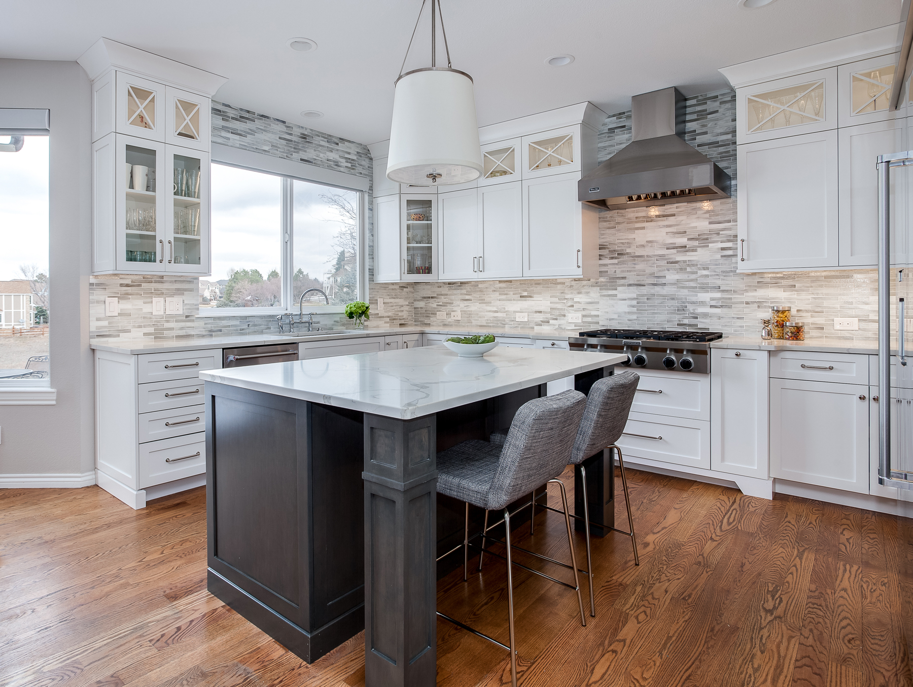 Painted Vs Stained Cabinets Jm Kitchen And Bath Design