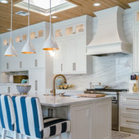 white paint promotion from crystal cabinets