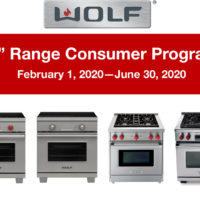 wolf range rebate denver colorado
