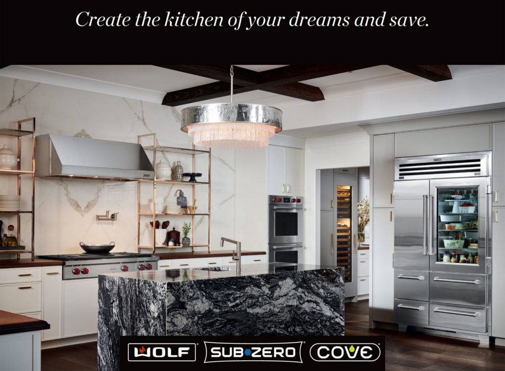 Wolf Sub Zero Grand Kitchen Savings