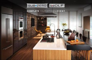 Wolf Sub Zero Complete Your Kitchen Promotion