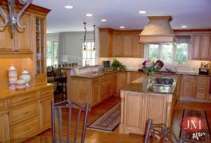 Modern Transitional Kitchen Remodel