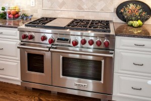 Sub Zero and Wolf Appliance Gallery