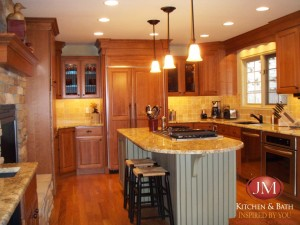 Before and After Custom Kitchen Remodel in Denver