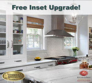 Free Keyline Kitchen Cabinet inset Upgrade