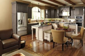 Omega Cabinetry Traditional and Full Access Cabinets