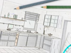 What is the difference between stock semi-custom custom cabinets