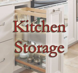 Kitchen Storage Extras