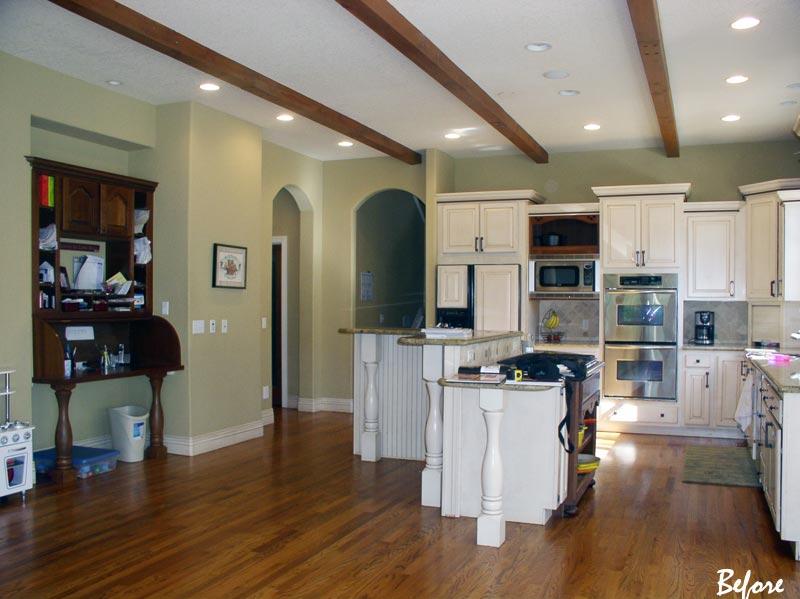 Denver Kitchen Remodel Before Photo